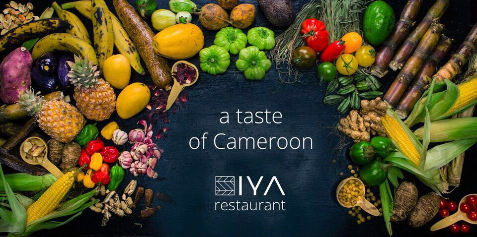 IYA Restaurant! BEST EATING PLACE IN CAMEROON