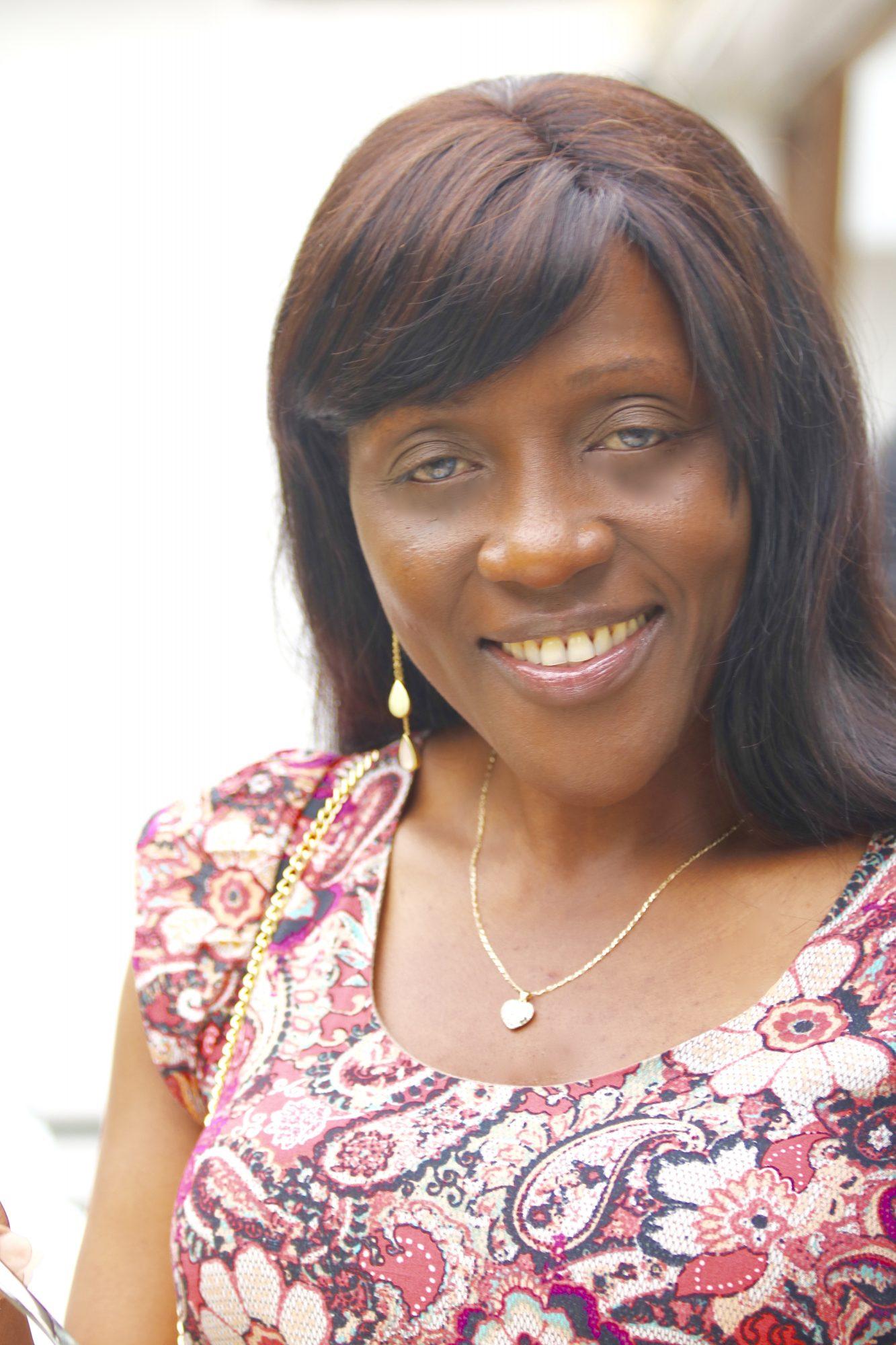 VERA CRIGHTON CAMEROONIAN WOMEN