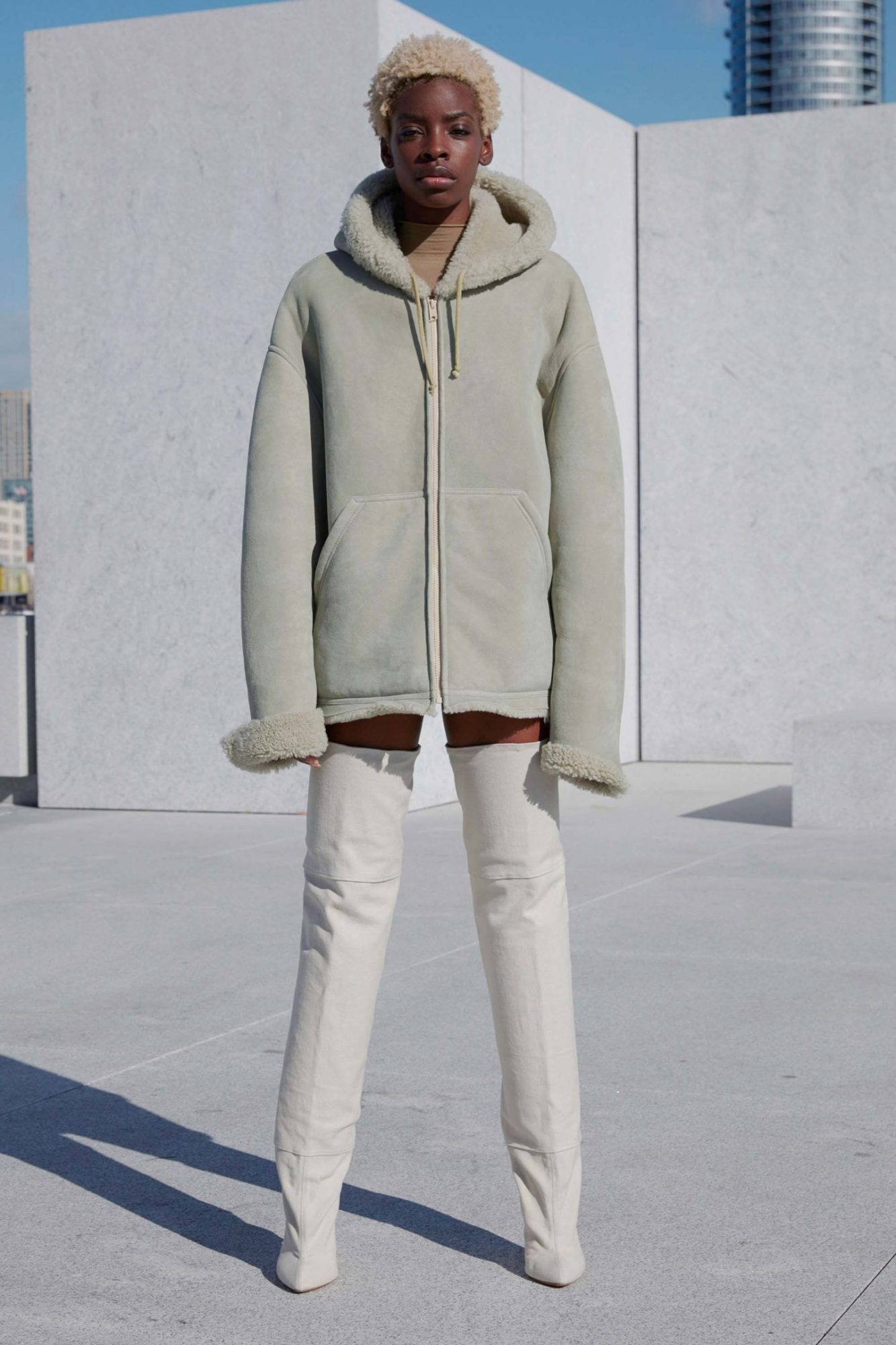 Yeezy Spring/Summer 2017 Ready-To-Wear Collection