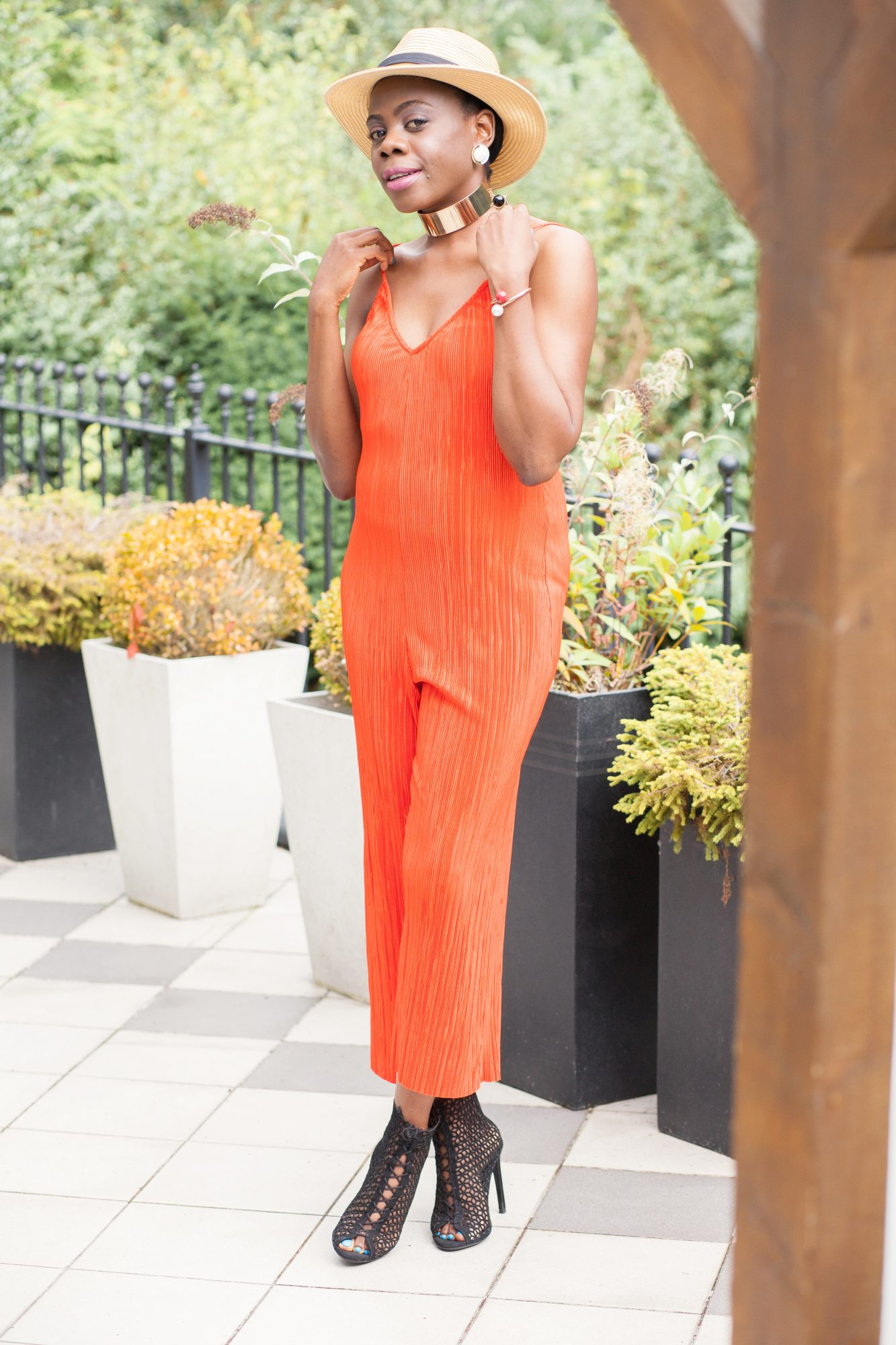 HOW TO STYLE A PLEATED JUMPSUIT STREETSTYLE-BY MAMMYPI