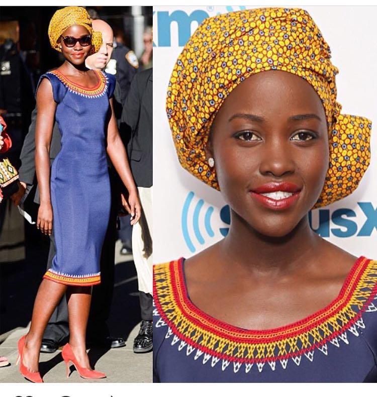 Cameroonian Fashion Designer KibonenNY