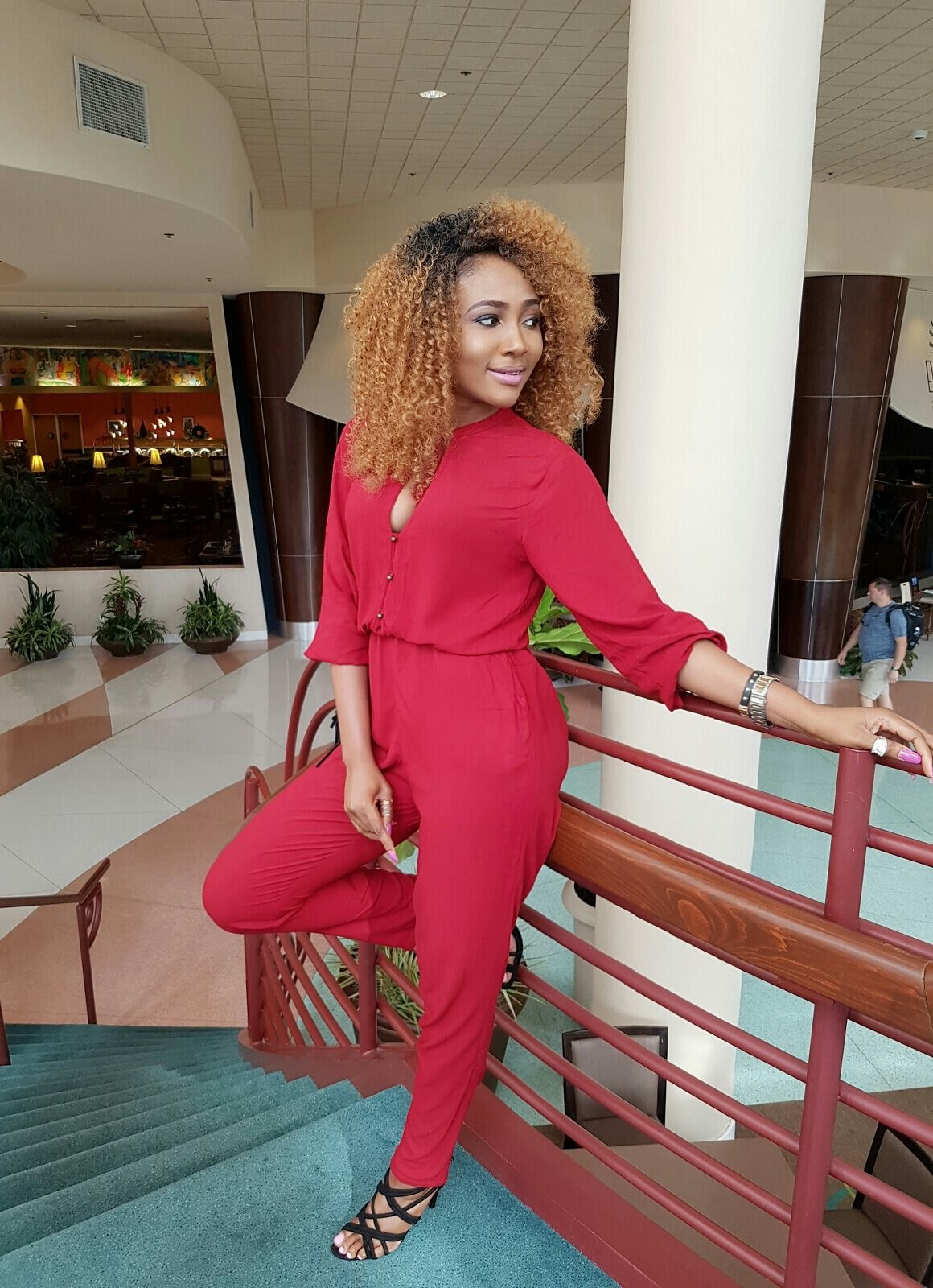SYNDY EMADE, BEAUTIFUL CAMEROONIAN ACTRESS