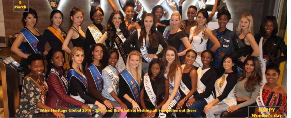 IS ANGELE KOSSINDA'S BEAUTY ENOUGH TO TAKE CAMEROON THROUGH IN 'MISS AFRICA CONTINENT' CONTEST?