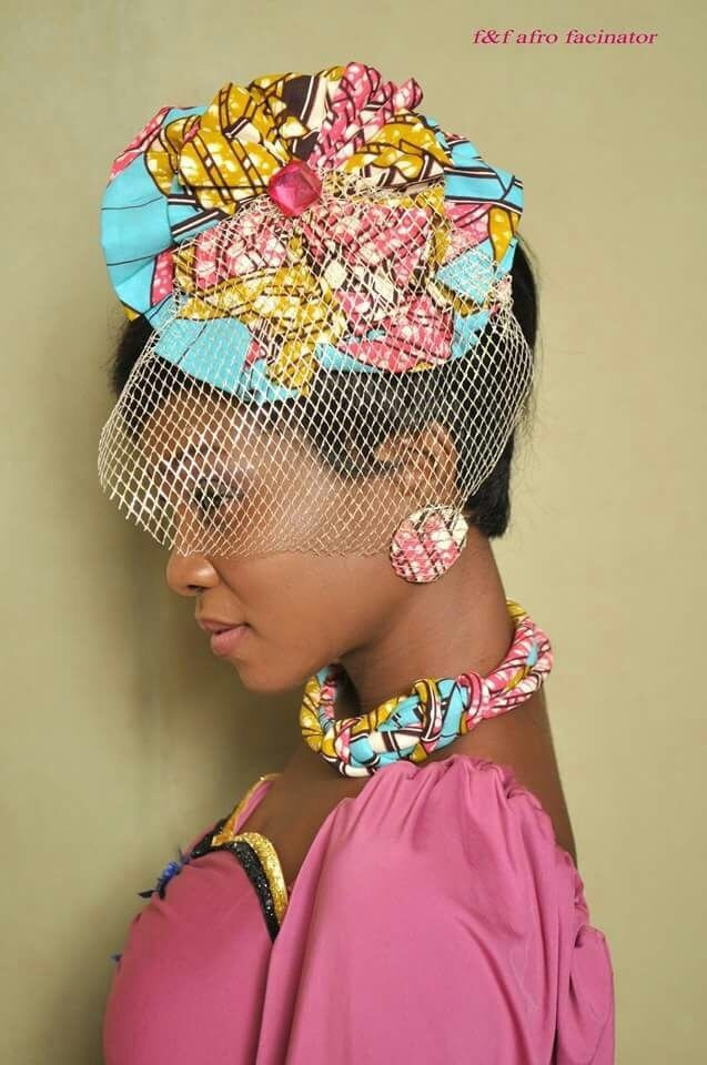 CRTVweb Features F&F Afro Accessories designs on 'This Morning' Show