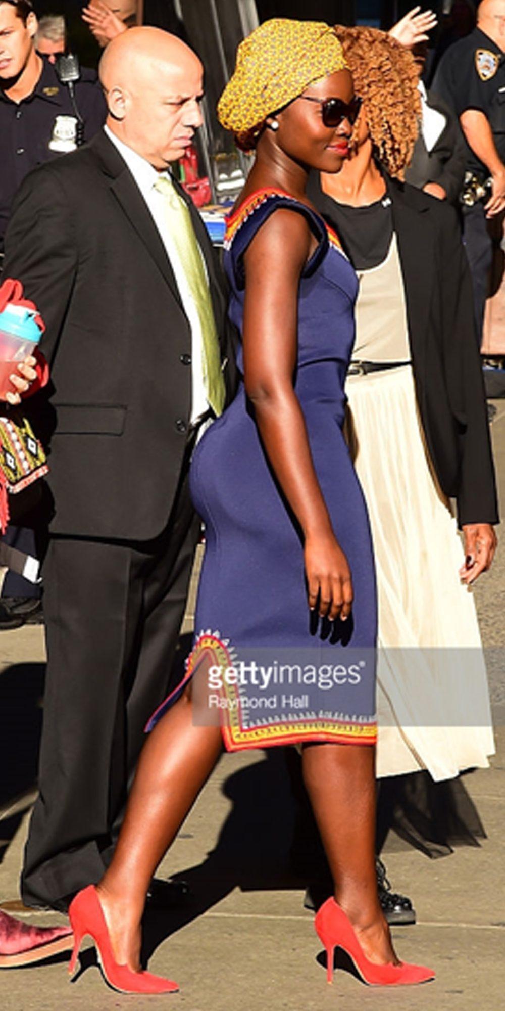Cameroon Fashion Designer Kibonen NY Takes 'Lupita Dress' On Tour