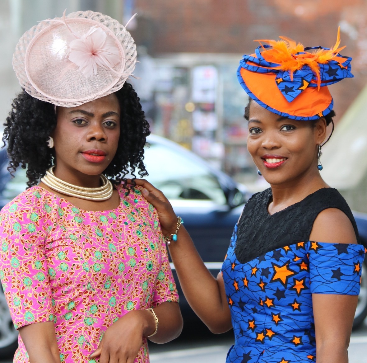 African Ladies Day Royal Ascot 2017 www.mammypi.com