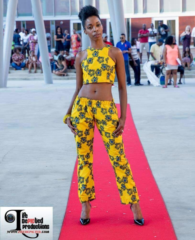 "AfricStyle Fashion Unveils Summer ""Toghu"" Active Wear Collection"