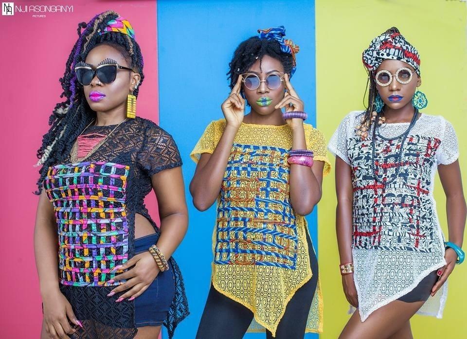 Cameroonian Fashion Designer,Anyi Asonganyi, Unveils Summer17
