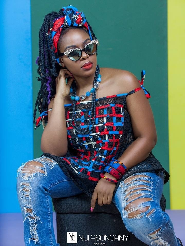 """Cameroonian Fashion Designer,Anyi Asonganyi, Unveils """"Vibrant"""" Collection"""
