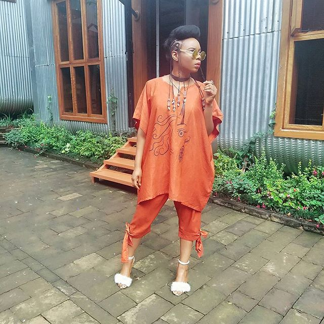 HOW TO STYLE AFRICAN PRINTS LIKE YEMI ALADE