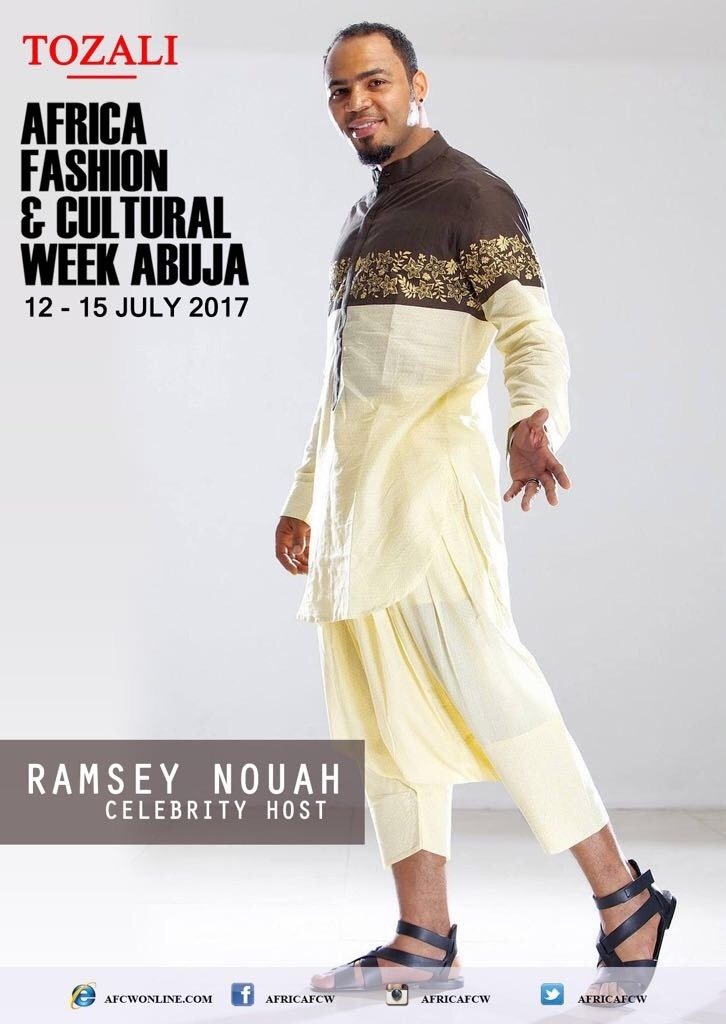 Ramsey Nouah To Host Africa Fashion Cultural Week Abuja