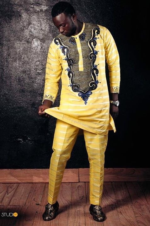 "Every Man Needs These Amazing ""Agbada's"" By Amah Fashion House"