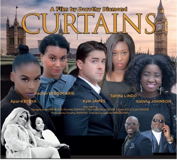 "Fictional Blogger Dorothy Diamond Premieres Debut Film ""Curtain"""