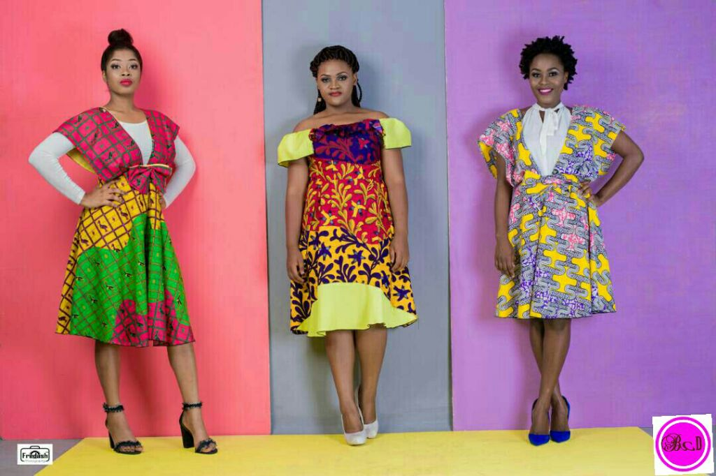 Cameroon's BISI Designs Presents MEMORATA For Her December Lookbook