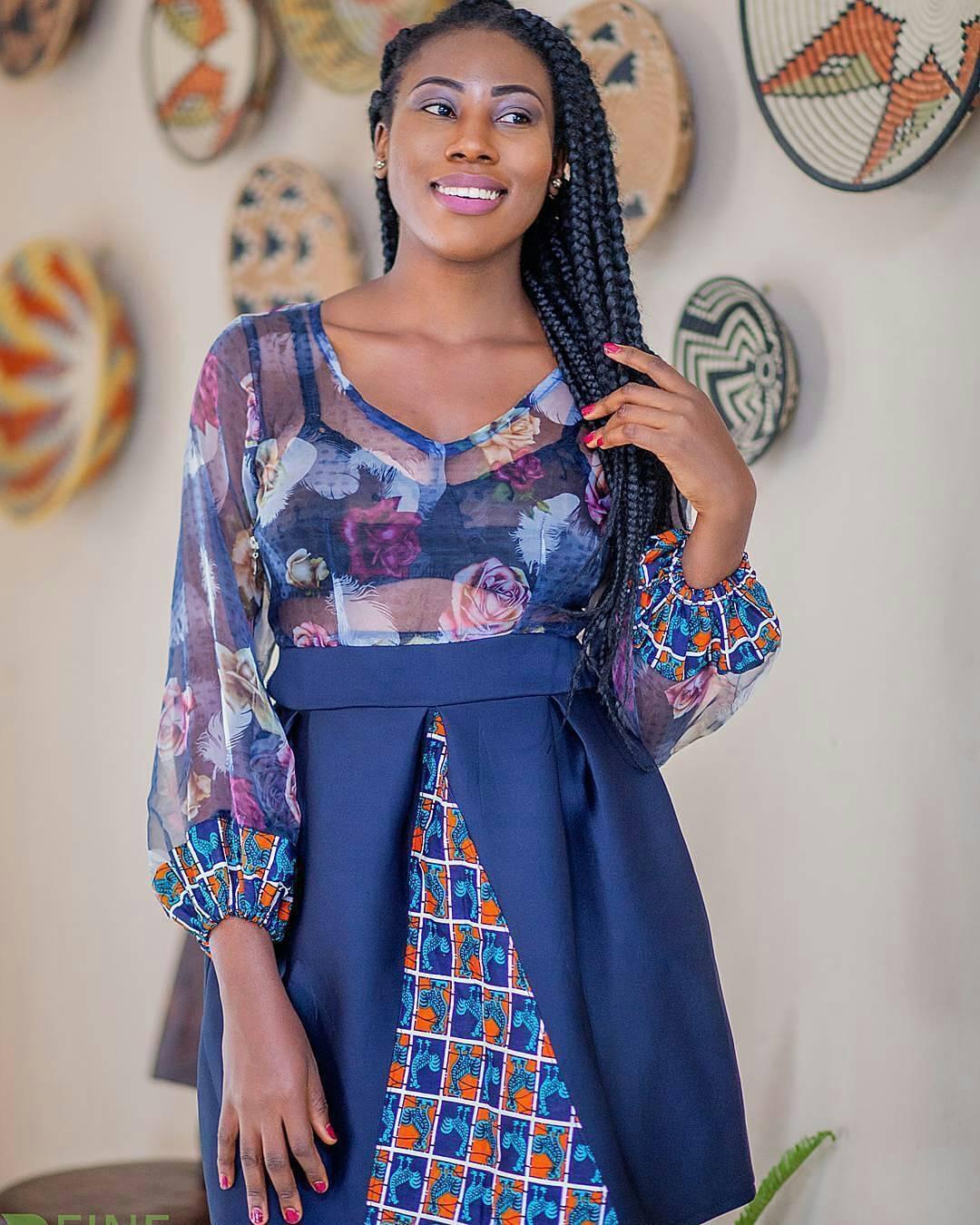 #Cameroon #FashionDesigner #AfricanPrintDresses #AfricanPrintStyle #MargoMode