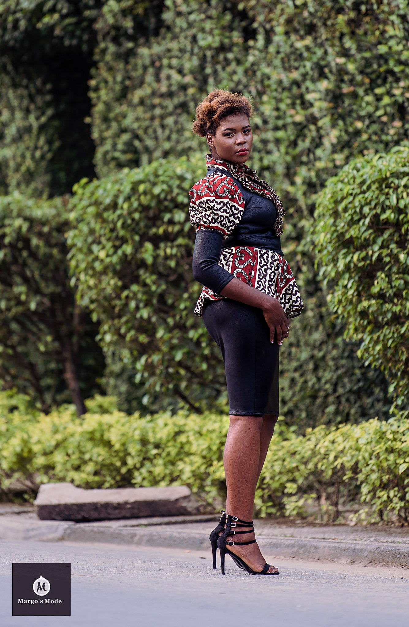 "Fashion Designer Margo's Mode Raises Bar With ""Heritage"" Lookbook"