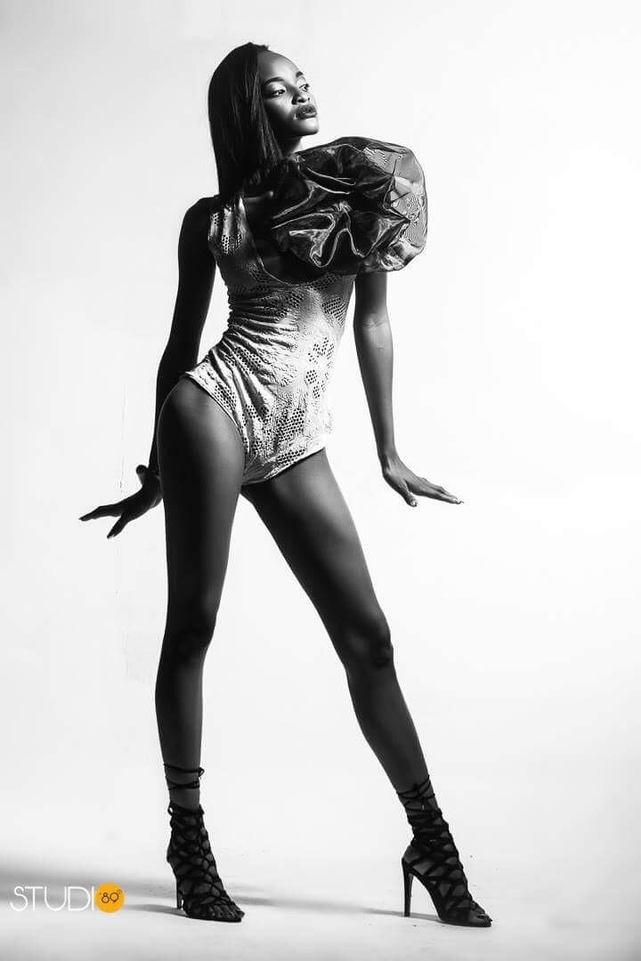 Mareta West Drops Haute Couture Swimwear lookbook