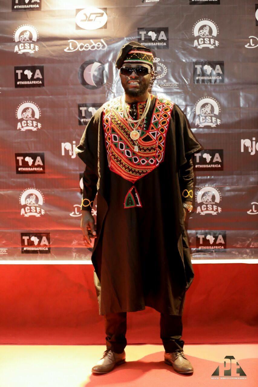 Menswear Designer Amah Bertrand Accuses Sha Sha Of Copyright Breach