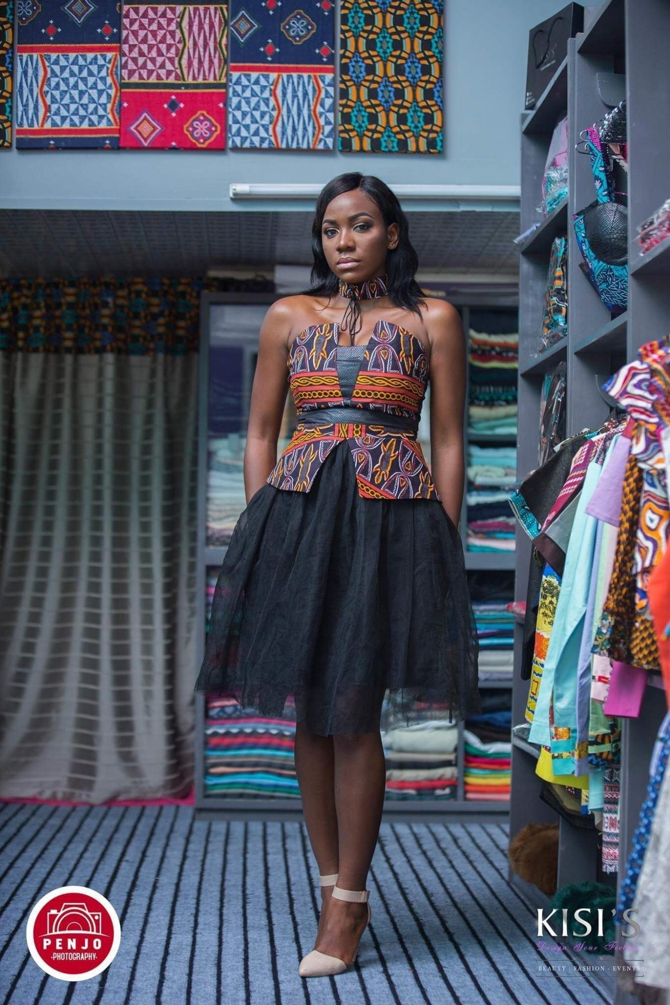KiSi's Fashion Opens First Showroom In Monté Jouvance Yaounde