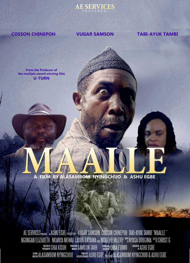 Vugah Samson, Cosson Chinepoh, Ngongan Elizabeth, Ayuk Tambe And Many More Starre In Movie MAALLE