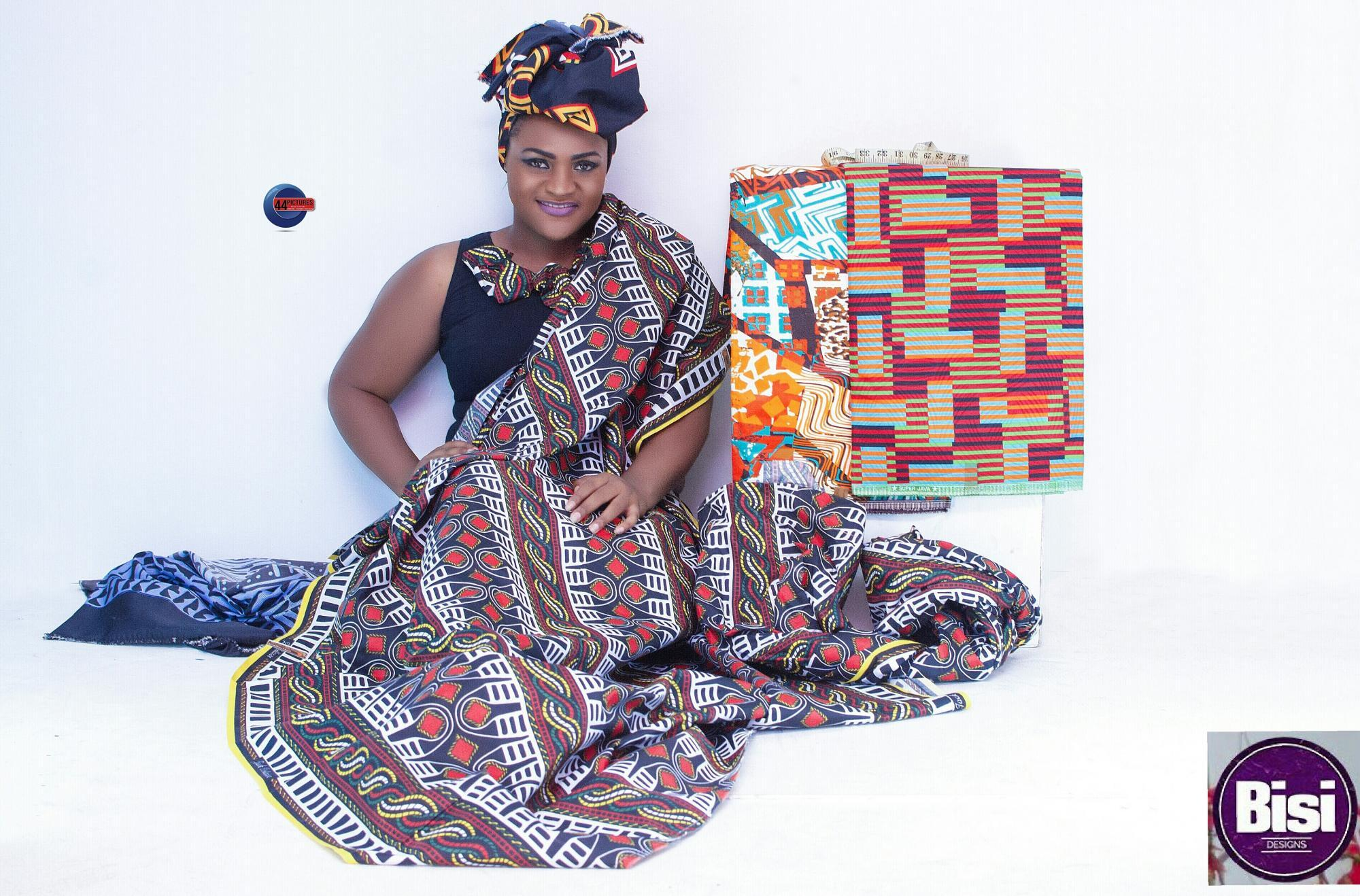 "Exclusive Pictures of BISI Designs look-book collection from the ""Supernatural Me"" collection called ""10 in 1"""