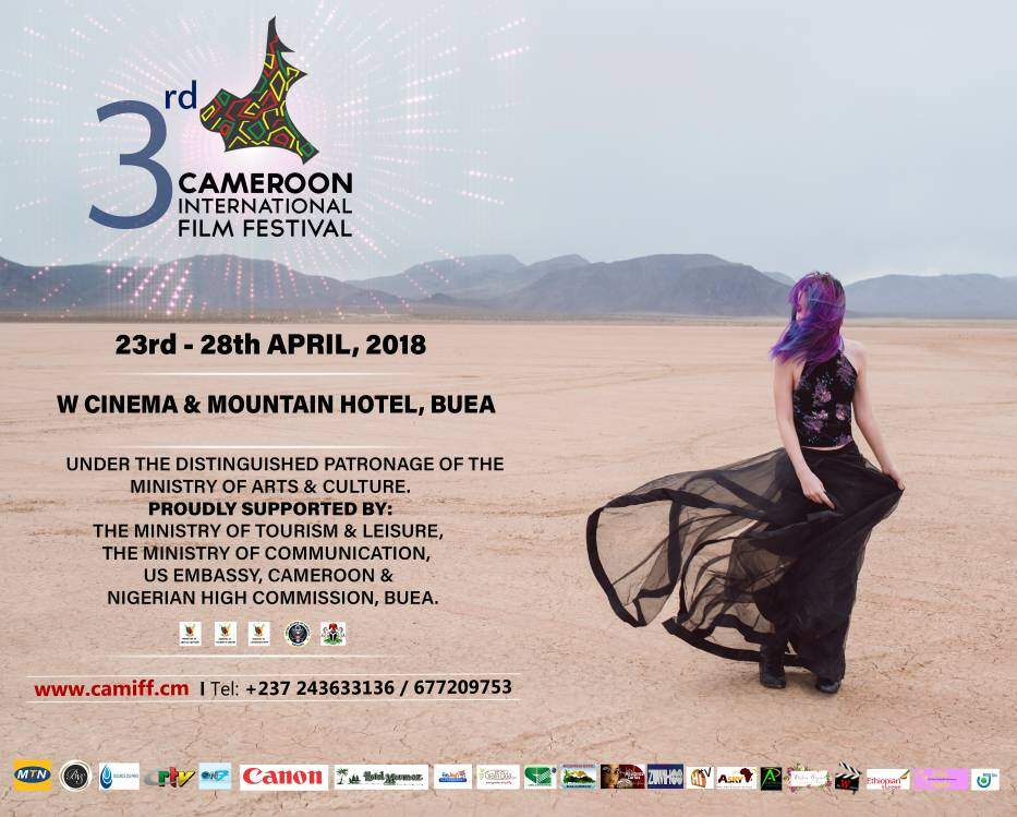 #CAMIFF #CAMIFF237 Cameroon International Film Festival