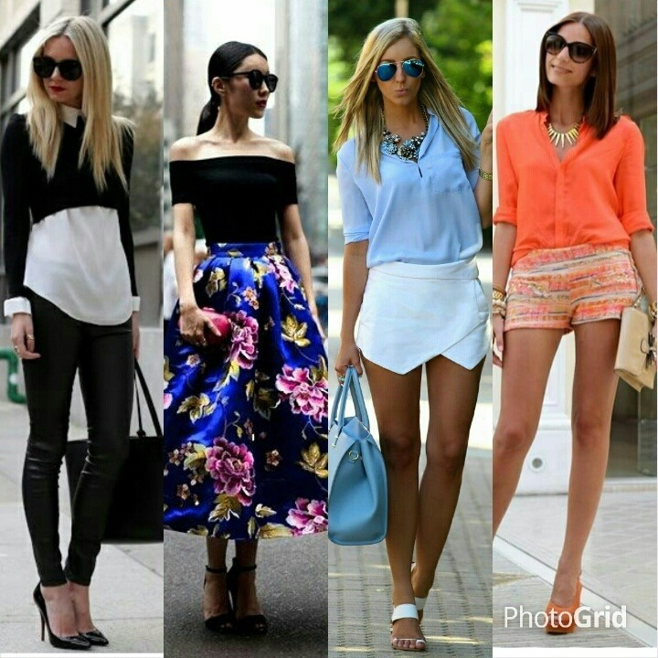 FASHION TIPS AND TRICKS TO MAKE YOUR SUMMER BRIGHTER