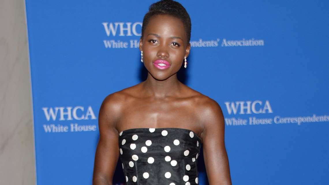 Lupita Nyong'o attends 100th Annual White House Correspondents' Association Dinner