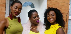 FASHION DOLLS, FRIENDSHIP AND TRENDY CAMEROONIAN LADIES