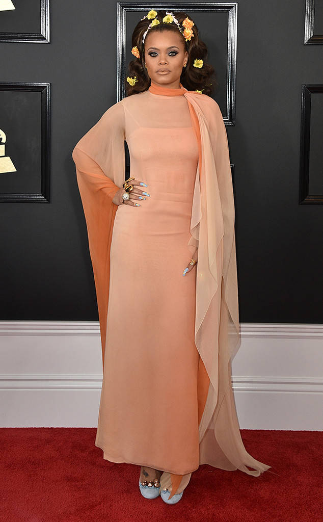 Andra Day 59TH Annual Grammy