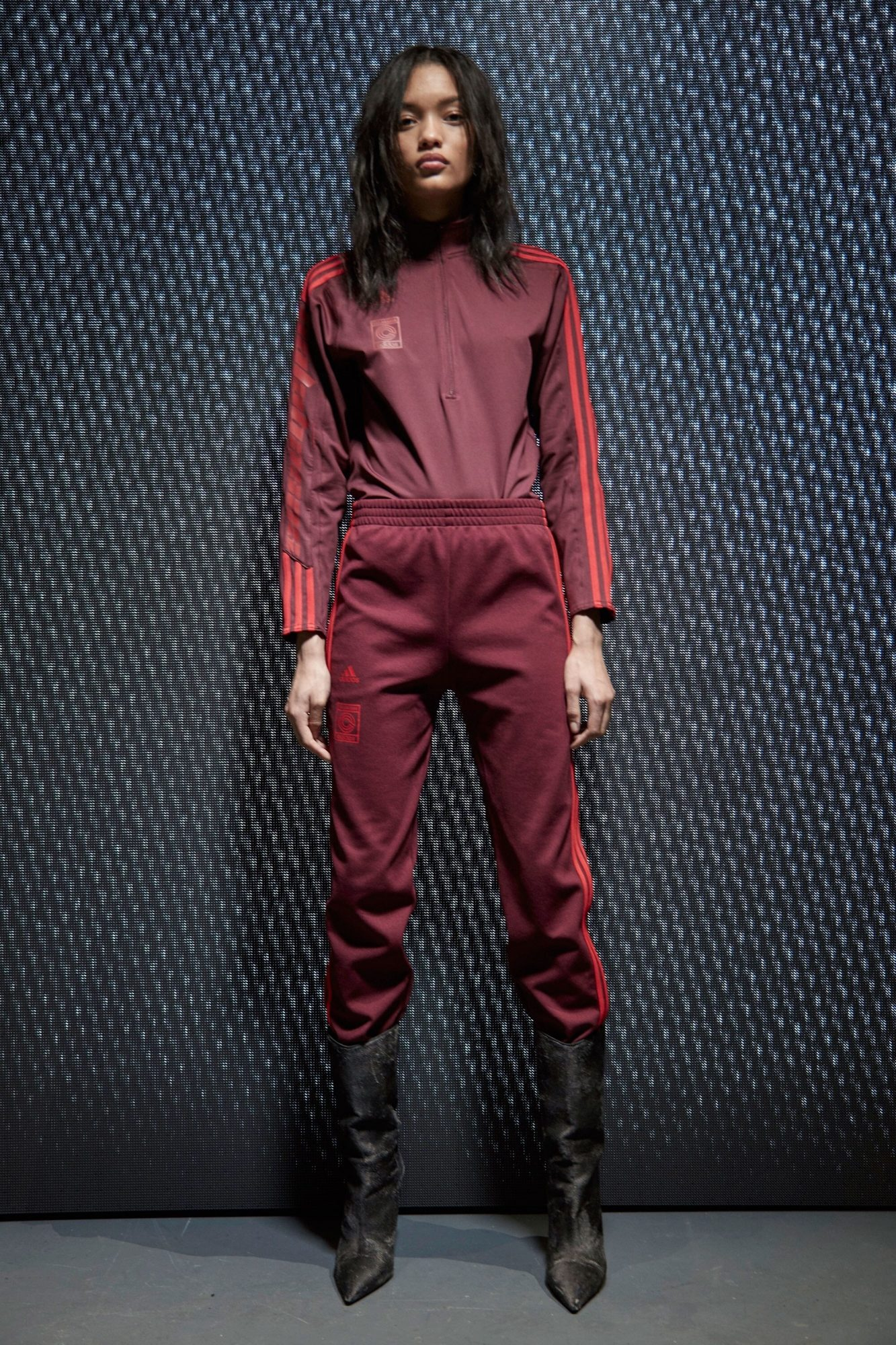 Kanye West Disses Neutrals For Bold Colours And Cameo's In Yeezy Season 5 Fall Ready-to-Wear Collection