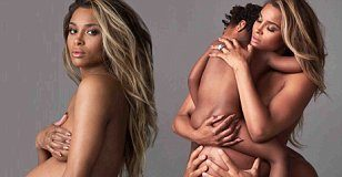 Russell Wilson and Ciara's nude pictures