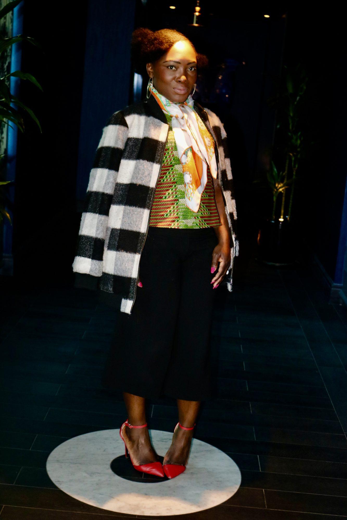 Cameroonian PR Guru Cynthia Tabe