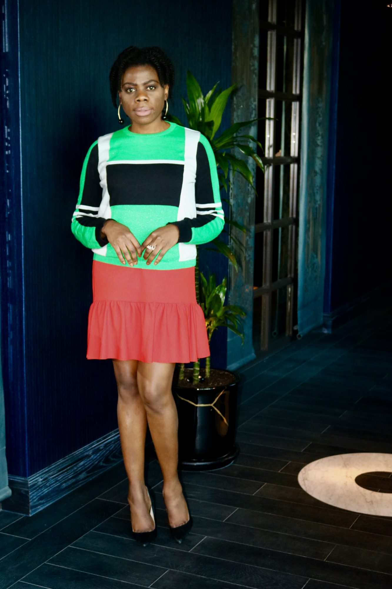 Editor of Mammypi Fashion Blog