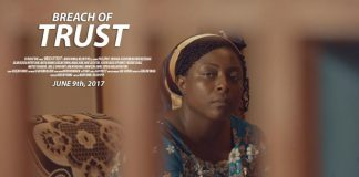 Cameroon Diaspora Entertainers Due to Screen Movie 'BREACH OF TRUST'