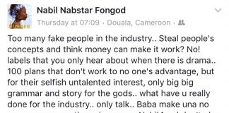 Cameroon Entertainment Industry In Crisis. Bloggers, Musicians & Producers At War With One Another?
