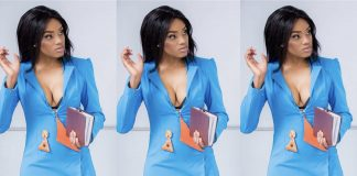 CAMEROONIAN SOCIALITE NATHALIE KOAH BLESSES FANS WITH FLAWLESS BEAUTY