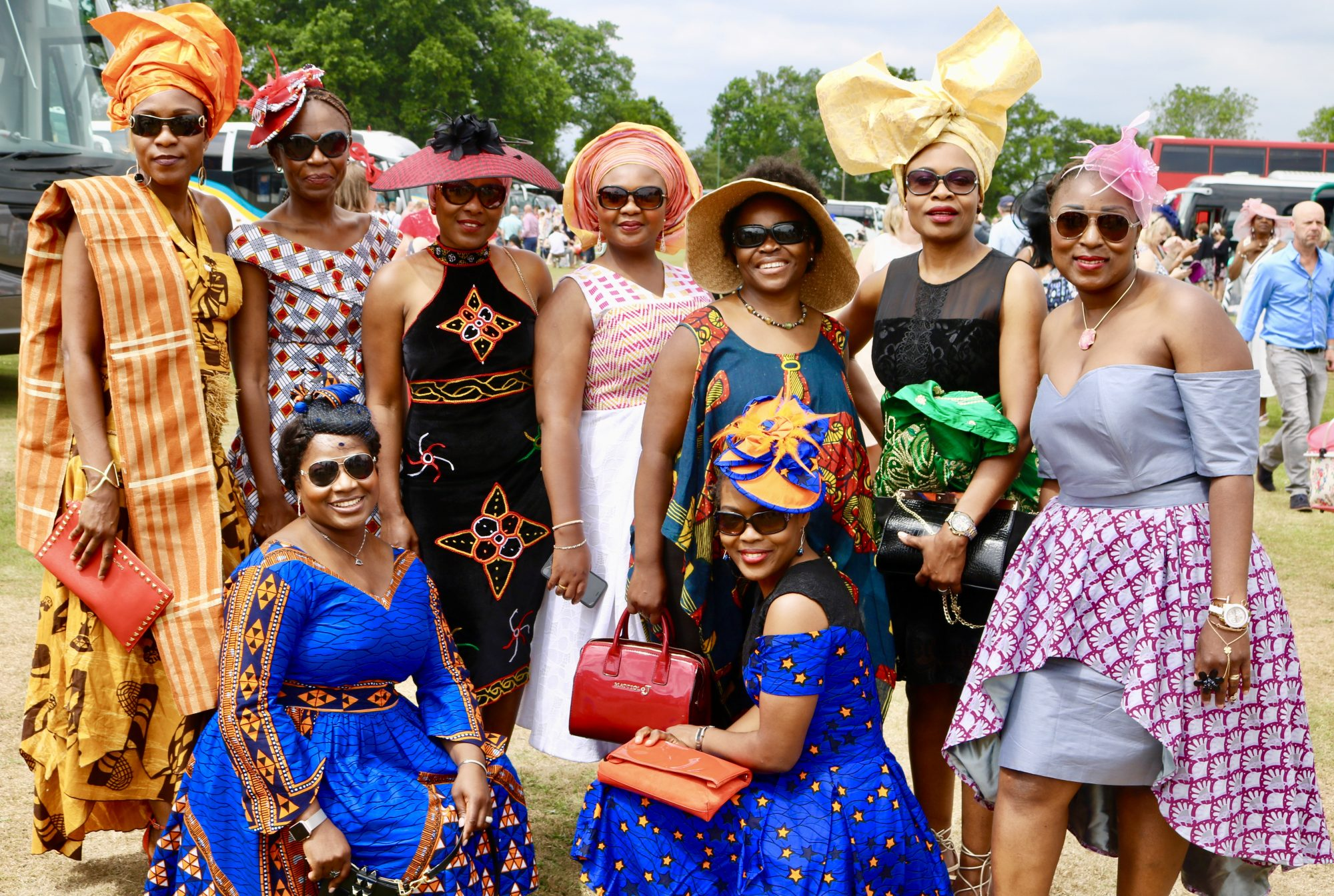 African Ladies Day Ascot 2017