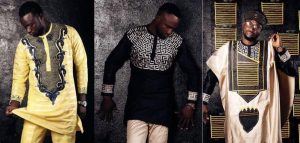 "Fascinating ""Agbada"" Styles for Men by Amah Fashion House"