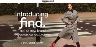 Amazon Quietly Debuts Own Fashion Label Called FIND