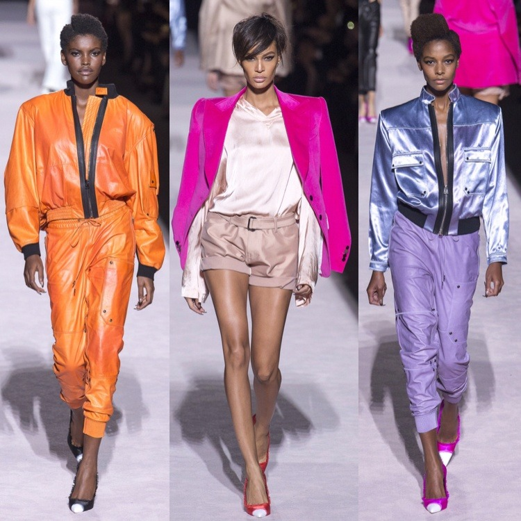 Tom Ford Opens New York Fashion Week With Show Stopping Pieces
