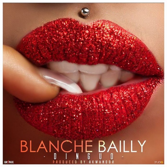 Blanche Bailly Teases New Single