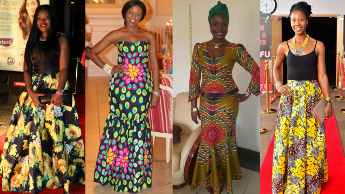 Be Your Own Beautiful In African Print Styles