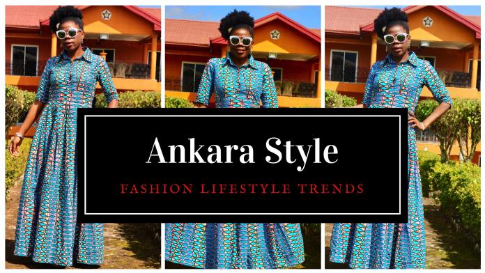 ANKARA DRESS STYLES
