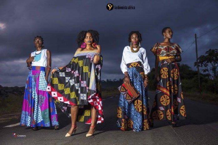 Fashionista Africa Presents
