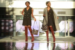 Winter Styling Made Easy With Exclusive Kipling Bag