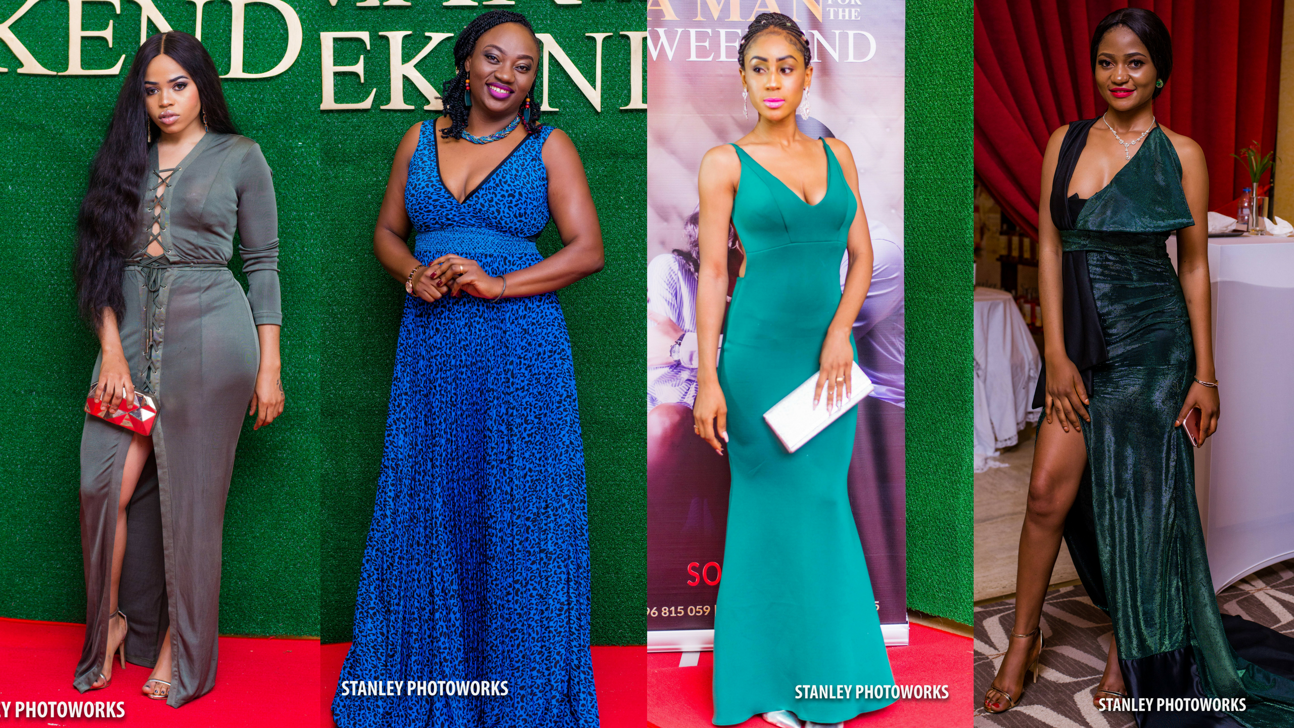 BEST LOOKS: BLANCHE BAILLY | POCHI TAMBA & MANY MORE