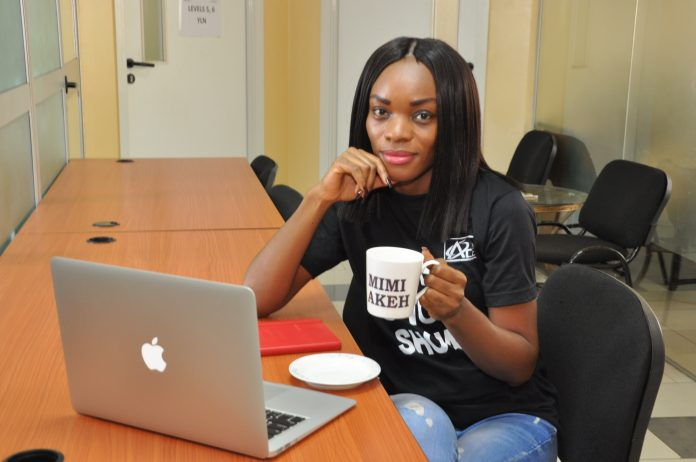PEOPLE:Mimi Akeh-Founder Of ACE Online TV