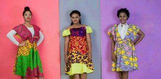 Cameroon's BISI Designs Presents MEMORATA For Her December Lookbook