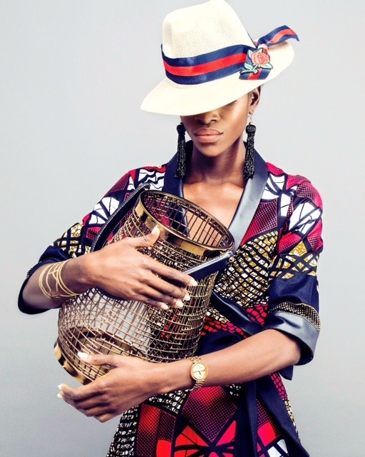 Cameroonian Fashion Brand ELOLI Releases Their Latest Look Book Titled
